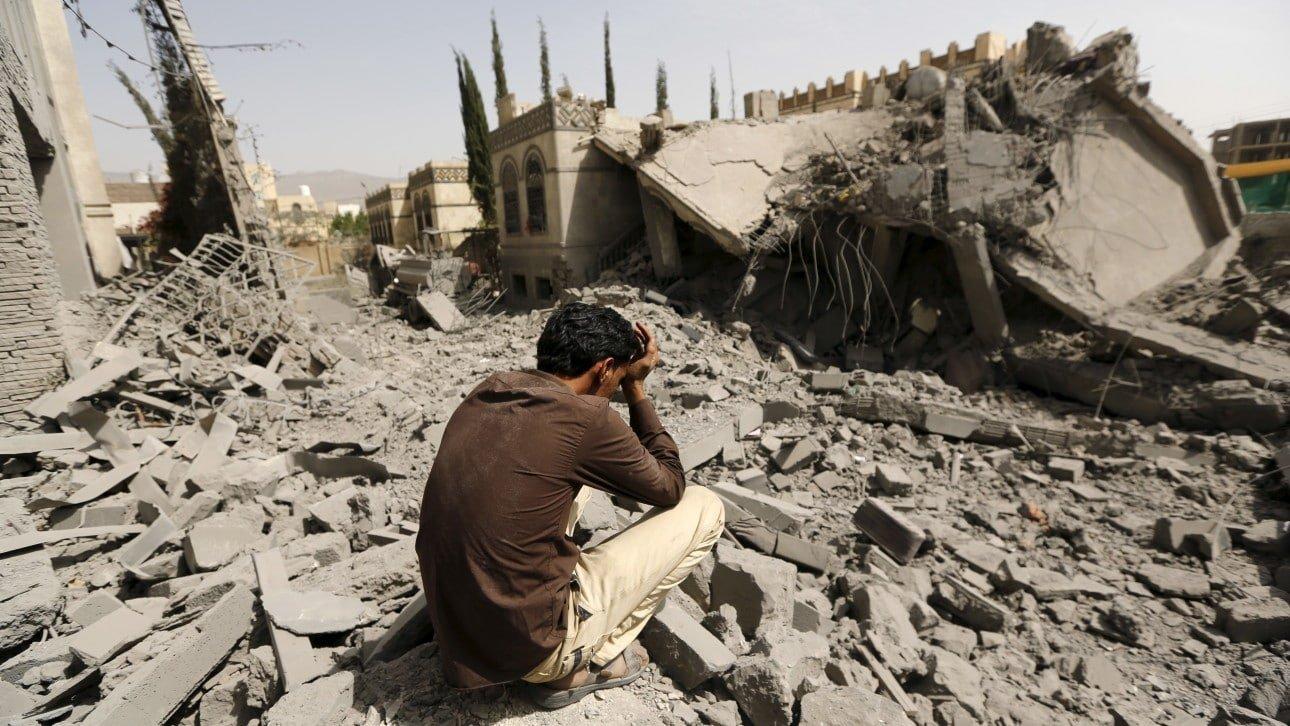 Saudi Arabia, Yemen, Iran, Houthi, ballistic missile