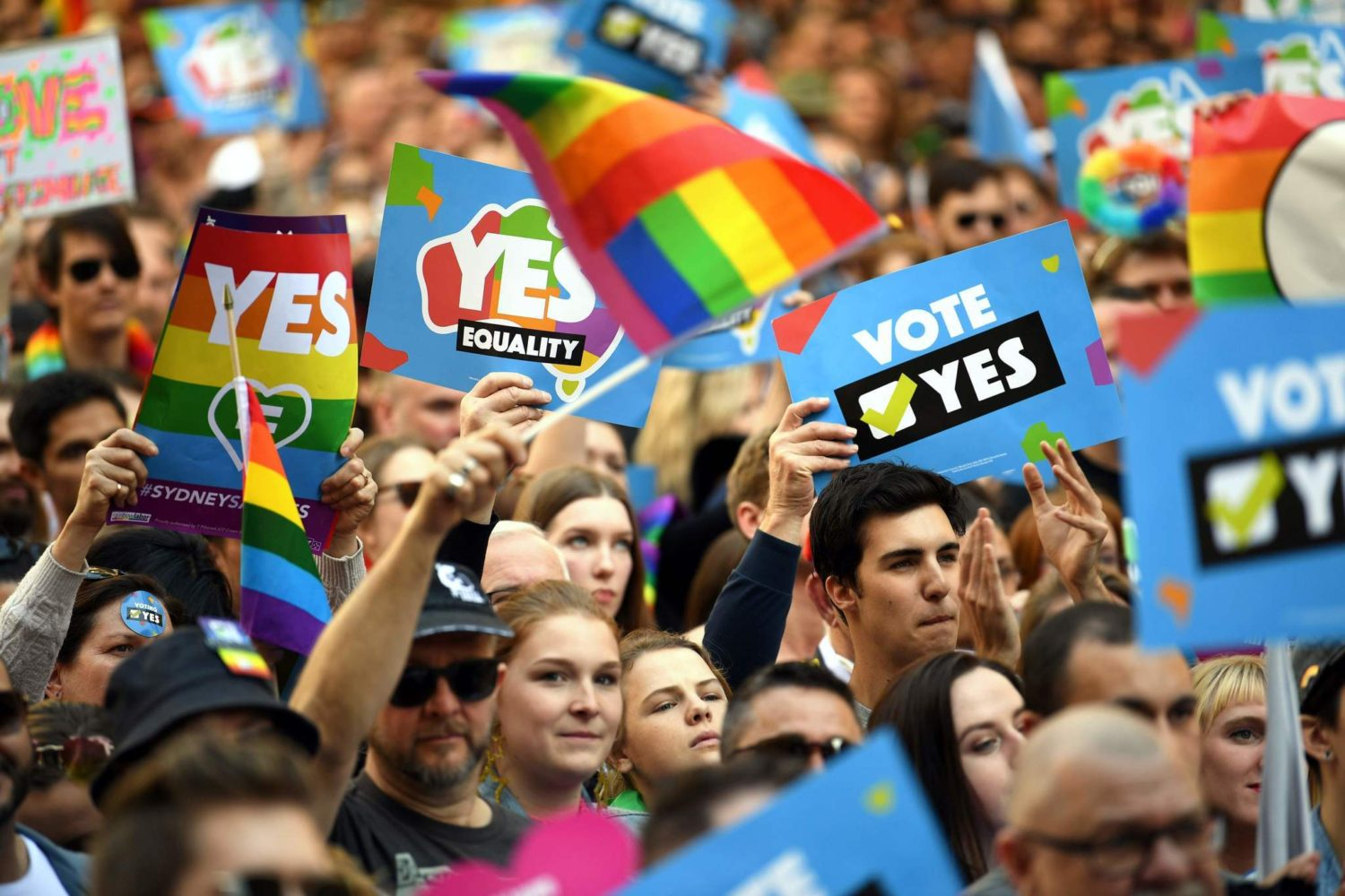 same-sex marriage, australia, postal vote, LGBT, marriage equality