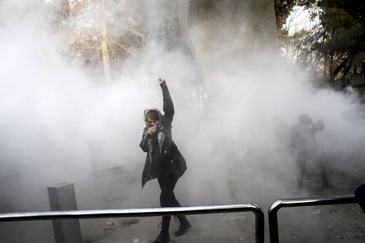 Iran, Protests, Theocracy