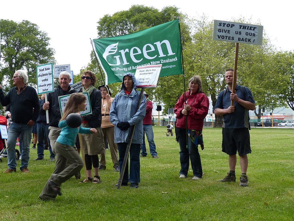New Zealand Green Party