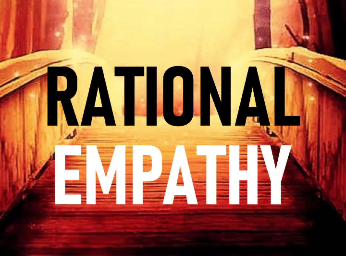 Rohit Balakrishnan, Rational Empathy